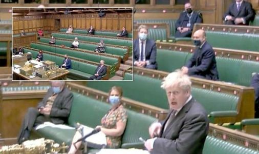 Labour MPs 'recoil' at mention of Falklands War - Boris rages at opposition