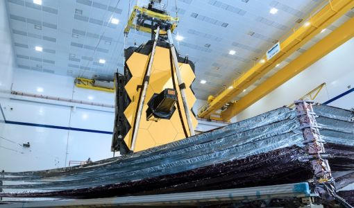 NASA confirms work stoppage on James Webb Space Telescope