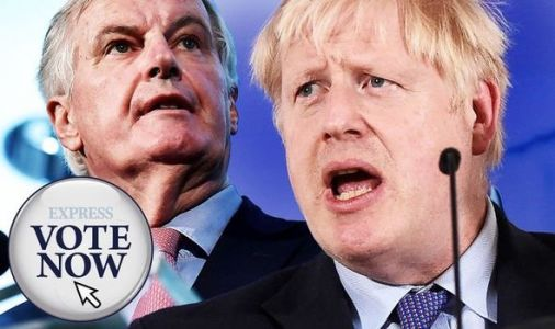 Brexit POLL: Should Boris rip up Withdrawal Agreement and demand talks start again? VOTE