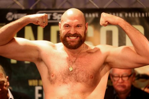 What time is Tyson Fury vs Francesco Pianeta? TV channel, live stream and odds