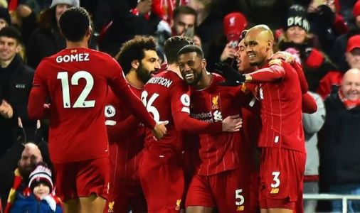 Liverpool player ratings vs West Ham: Salah and Wijnaldum get eights - but two Reds flop