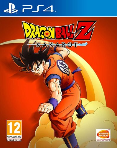 Dragon Ball Z: Kakarot straight in at UK number one - Games charts 18 January