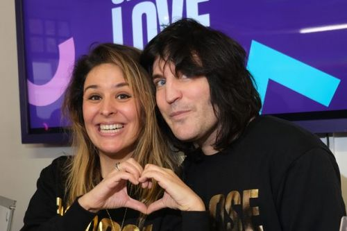 Noel Fielding and his wife Lliana Bird welcome their second child