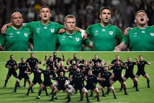 What channel is New Zealand vs Ireland? Rugby World Cup TV information and live stream details