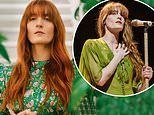 Florence Welch has to be careful with Instagram's 'compare and despair' culture because of anxiety
