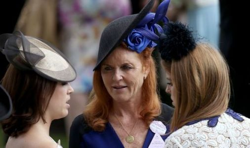 Sarah Ferguson heartbreak: Fergie admits upset over Princess Beatrice - 'It's sad for me'