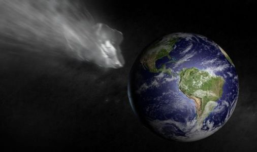 Asteroid approach: NASA tracks a 25,433mph asteroid approaching Earth - Will it hit?