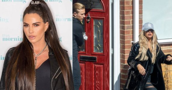 Katie Price 'congratulates' Kris Boyson and Bianca Gascoigne on rumoured romance as they 'isolate together'