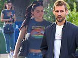 Bachelor vet Nick Viall, 40, makes rare sighting with girlfriend, surgical technologist Natalie Joy