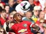 Ashley Young believes Manchester United are moving in the right direction after beating Leicester
