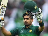 Pakistan keep World Cup semi-final hopes alive with stunning victory over New Zealand