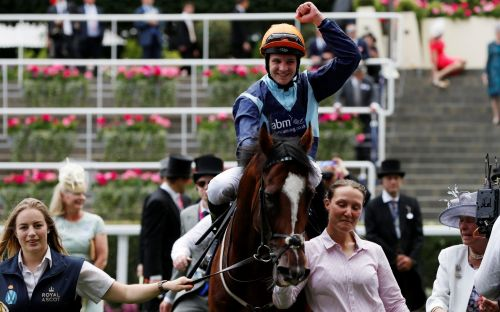 Agent's fairy-tale Ascot win is no accident