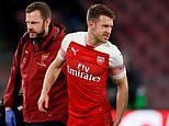 Aaron Ramsey set to play for Arsenal again with Europa League final targeted ahead of Juventus move