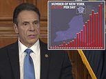 Grief-stricken Gov. Cuomo orders flags to fly at half-mast after a record 779 coronavirus deaths