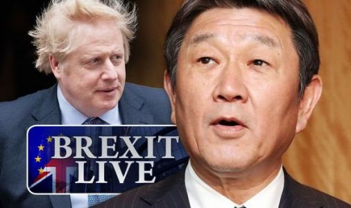 Brexit LIVE: Japan to seal free-trade deal with UK - minister arrives in London tomorrow