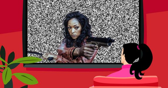 What I Binge: Z Nation's Kellita Smith on getting obsessed with The OA and keeping laughing during coronavirus self-isolation