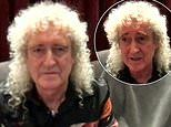 Brian May admits he's 'grateful to be alive' after suffering a heart attack