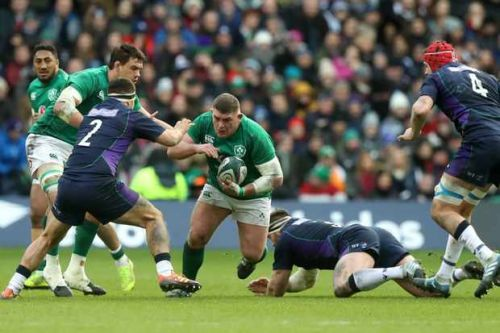 Ireland v Scotland: How to watch Rugby World Cup on TV and live stream