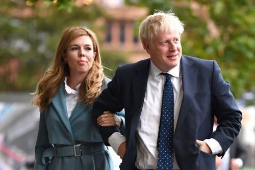 Boris Johnson's fiancée Carrie Symonds speaks out as he leaves intensive care