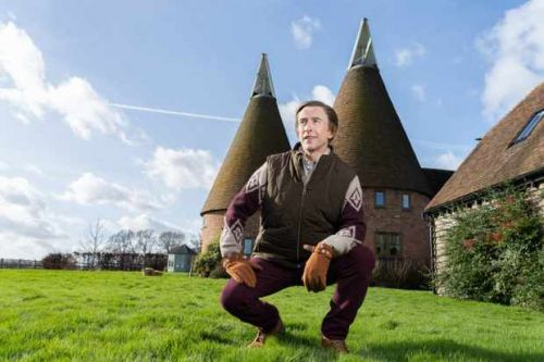 Alan Partridge returns with new Audible podcast From The Oasthouse