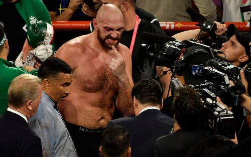 Tyson Fury's rematch with Deontay Wilder not in jeopardy despite double-cut suffered in victory over Otto Wallin