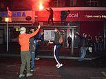 Algerian fans cause chaos in north London after winning African Cup of Nations