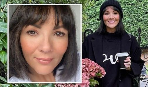 High Cholesterol: Martine McCutcheon opens up about her family story and her top tips