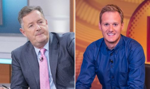 Piers Morgan And Dan Walker Clash Over 'Easy Ride' Matt Hancock Interview
