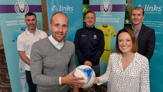 NI legend Gillespie's comeback at 45 in aid of mental health