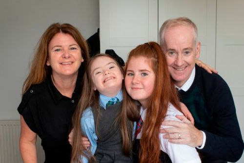 Rutherglen family tell of pride in daughter with Down's syndrome
