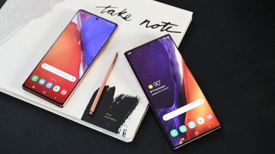 The Galaxy Note 20 Ultra Looks Like the Massive, Premium Samsung Phone We Wanted All Along