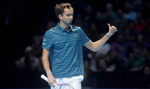 Daniil Medvedev slammed and told to apologise to coach after Rafael Nadal ATP Finals loss
