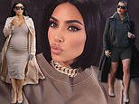 From cycling shorts to latex, FEMAIL rounds up the style tips we learned from Kim Kardashian