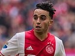 Ajax 'cancel contract' of former youth star Abdelhak Nouri shortly after he is awoke from his coma