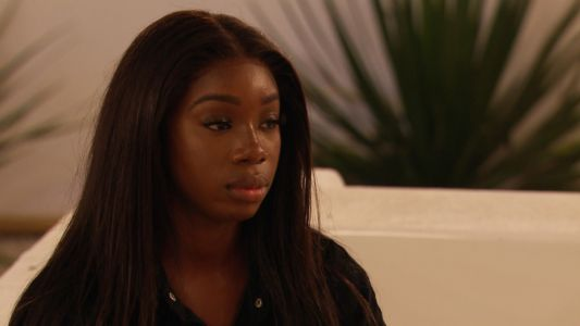 Love Island's Yewande Biala savagely dumped from villa as Danny Williams pies her for Arabella Chi