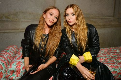 Mary-Kate and Ashley Olsen feel lucky to have each other to lean on