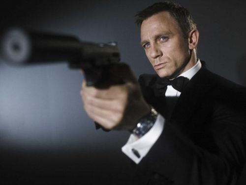 James Bond returns to the Highlands as filming gets underway for new 007 movie