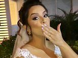 Pregnant bride dies from stroke minutes before reaching the altar in Brazil