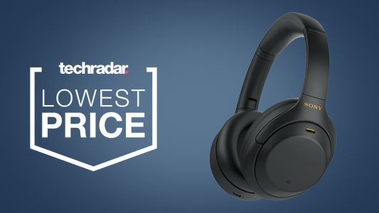 Skip Black Friday - the Sony WH-1000XM4 headphones are at a record low price today