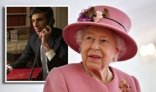 Queen held audience with Rishi Sunak in royal tradition ahead of tomorrow's Budget