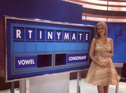 Rachel Riley reveals she's expecting first baby with Strictly Come Dancing's Pasha Kovalev