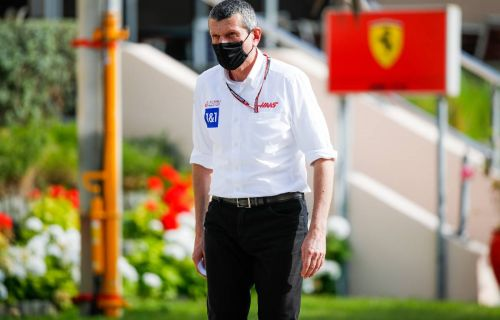 Driving at the back is 'torture' for Schumacher