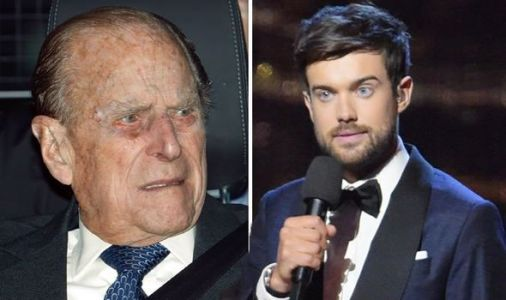 Brit Awards 2019: Jack Whitehall hits out at Prince Philip in AWKWARD car crash joke