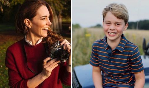 Prince George, Charlotte and Louis: Why Kate Middleton takes her own family photos