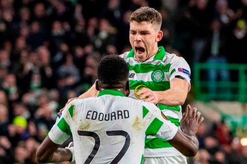 Ryan Christie makes surprise Odsonne Edouard claim as he names his Celtic POTY