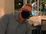 Gary Lineker apologises after being seen without a facemask while browsing an M&S food hall