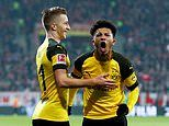 Jadon Sancho told to stay at Borussia Dortmund for two more years by team-mate Marco Reus