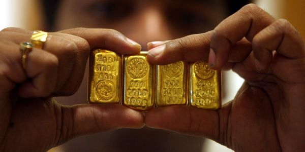 Investors should buy gold after its recent sell-off for these 3 reasons, according to UBS