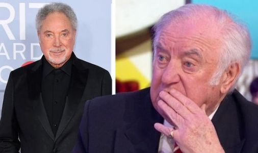 'Tom Jones made me get tested' says Jimmy Tarbuck as he speaks on prostate cancer battle