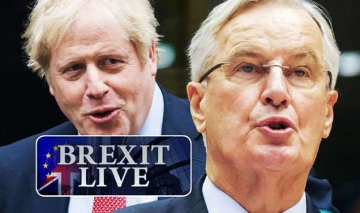 Brexit LIVE: You again?! Barnier heads to London as talks resume TODAY after EU cave-in